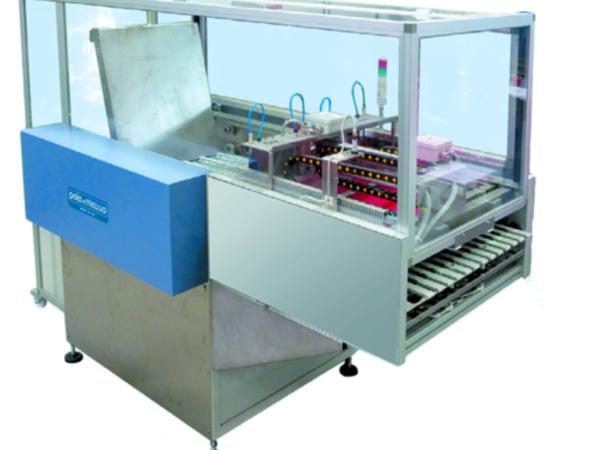 Автоматические разгрузчики серии VTC/IS с разделительными листами