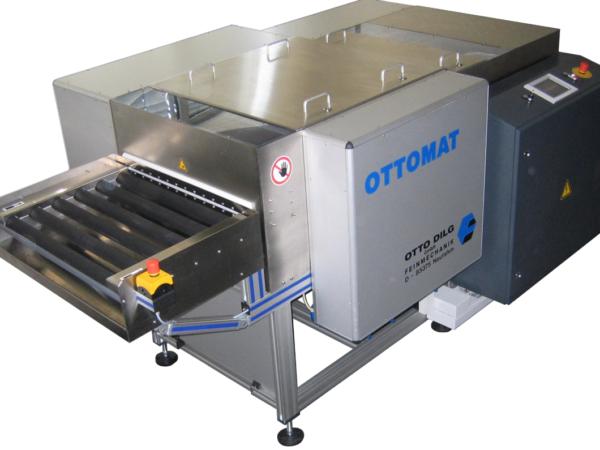 Зачистные машины Ottomat Otto Dilg
