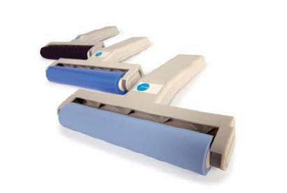 Адгезивные ролики для очистки печатных плат