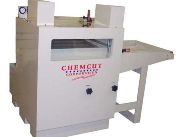 Установка травления распылением CHEMCUT модель 2800