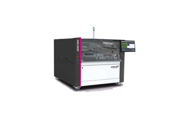 Автоматический принтер трафаретной печати