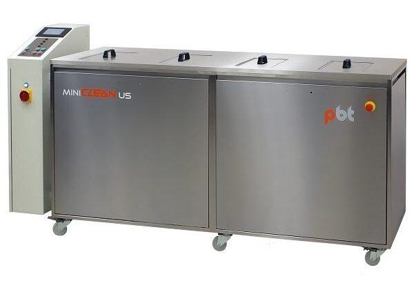 Система отмывки ПУ для мелкосерийного производства Miniclean