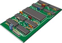 Прототипирование печатных плат с помощью аддитивных технологий
