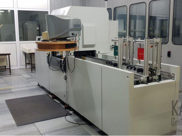Fully automatic Needle-Tester ATG EXALINE