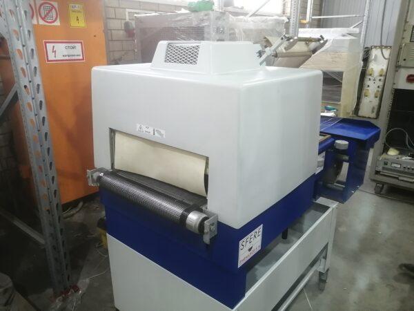 Установка вакуумной упаковки печатных плат