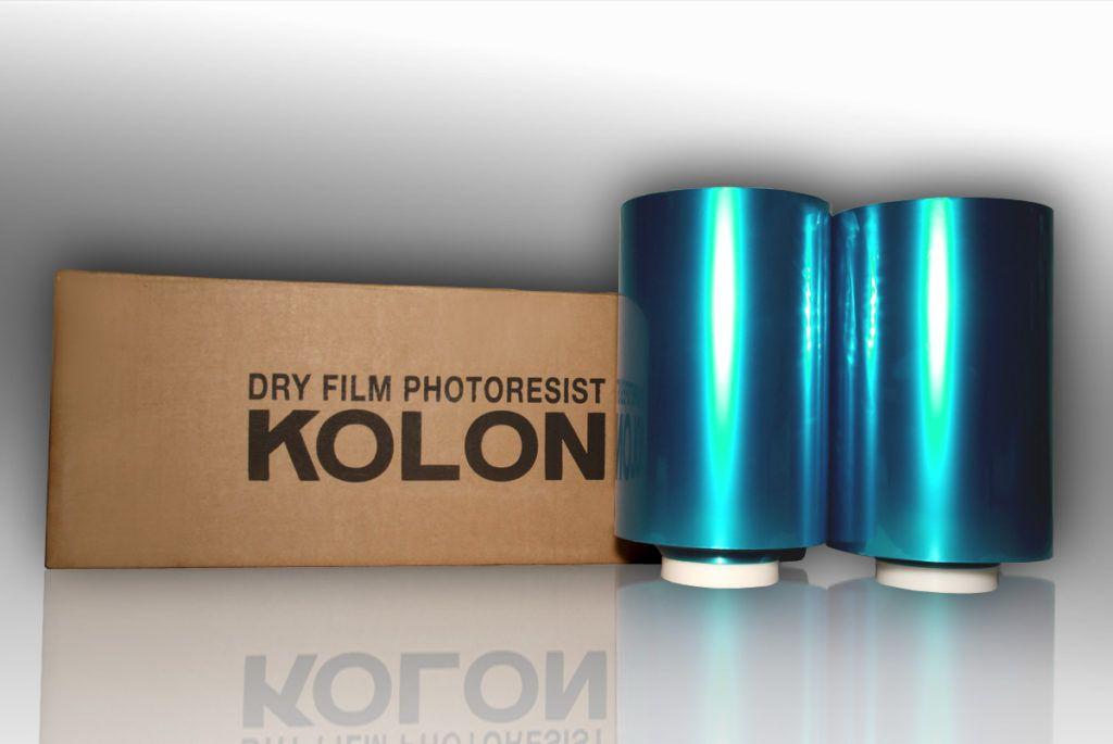 Фоторезист Kolon