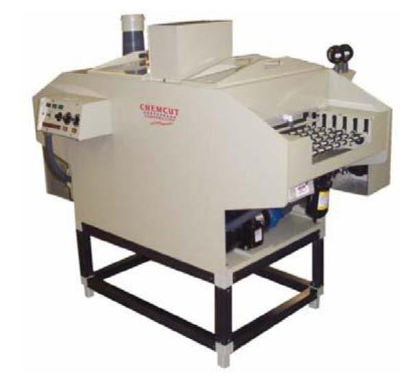 Компактные установки травления распылением CHEMCUT 2300