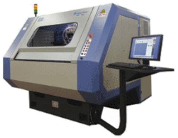 Сверлильно-фрезерные станки для печатных плат С2_С-Flex