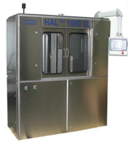 Установка выравнивания припоя горячим воздухом HALTEC