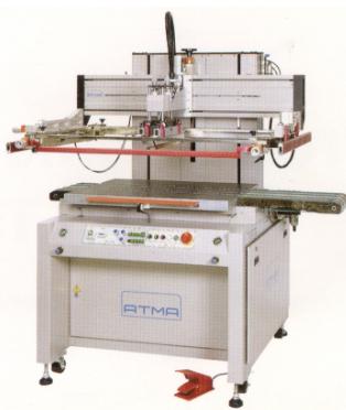 установка сеткографической печати ATMA