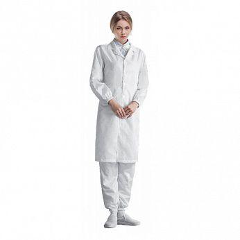 Лабораторный халат для чистых помещений